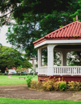 Plaza de Espana Guam
