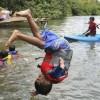Guam River festival