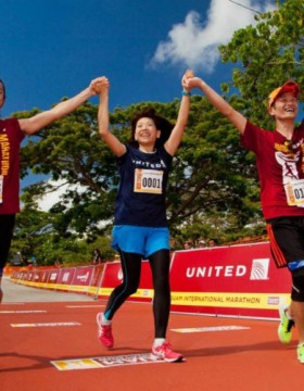 Annual Guam Marathon
