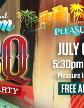 Guam BBQ Block Party