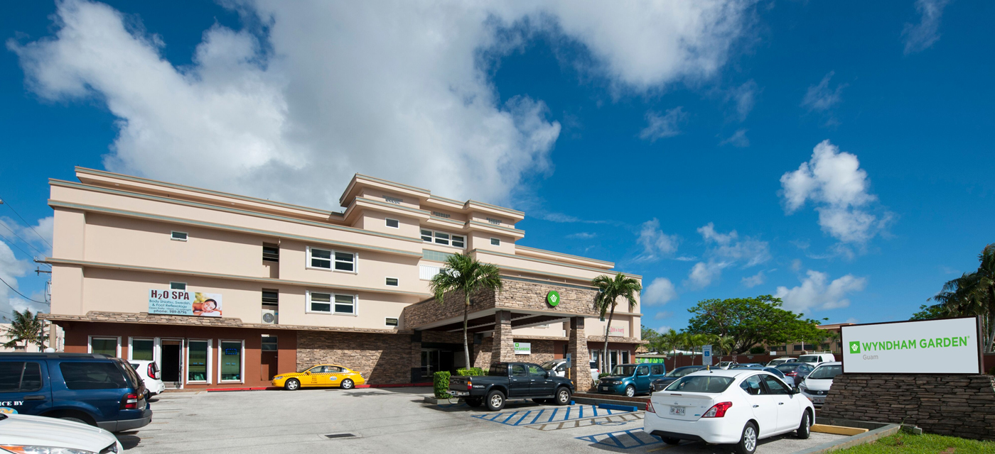 Wyndham-Garden-Guam -island-resort-in-Guam